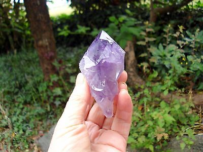 Sceptre Wand in Amethyst Natural Quartz -Is a Key Crystal! Opens Mysteries!