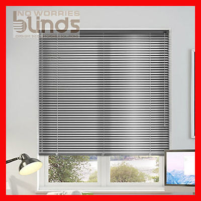 NEW! Ready Made 25mm 2100 x 1500 Aluminium Venetians Blind Blinds Colour Choices