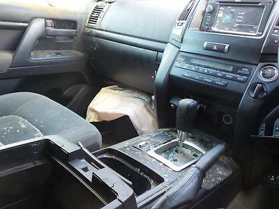 Toyota Landcruiser Heater/ac Controls 200 Series 11/07- 2016