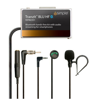 Google Android Bluetooth music phone adapter for car, truck, boat