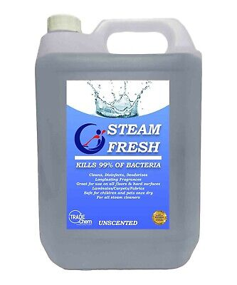 Steam Cleaner Fluid For All Machines - Unscented