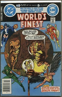 Worlds Finest 1941 series # 277 very good comic book