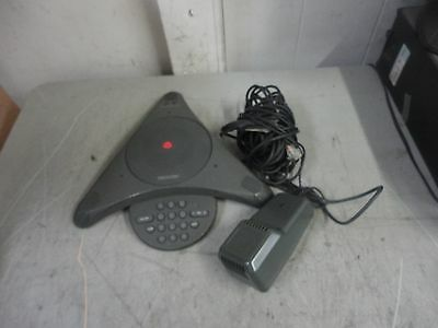 Polycom 2201-00696-001 Soundstation EX Conference Phone With Wall Module