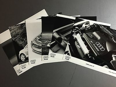 2000 Audi TT Coupe B&W Press Photo Package RARE!! Awesome L@@K