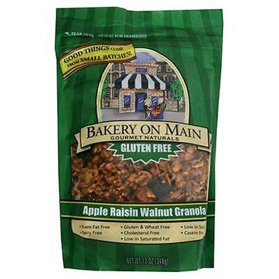 Bakery On Main 33879 Apple Raisin Walnut Granola Gluten Free