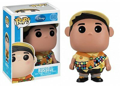 Funko Pop Disney Series 5 Pixar Up: Russell Vinyl Action Figure Collectible Toy