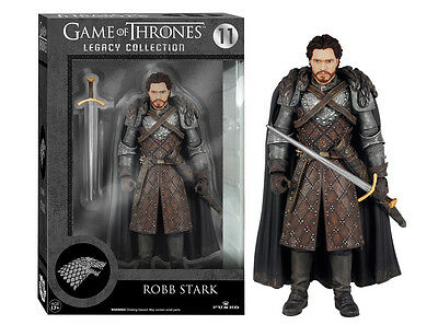 Funko Legacy Collection Game Of Thrones Series 2: Robb Stark Action Figure, 4110