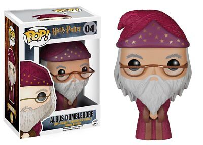 Funko Pop Movies Harry Potter Albus Dumbledore Vinyl Action Figure Toy 04 3.75""