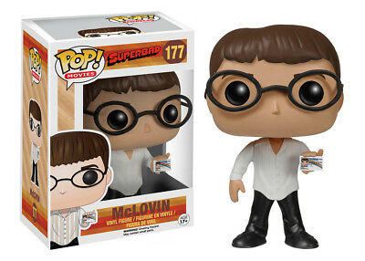 Funko Pop Movies Superbad Fogell McLovin Vinyl Action Figure Collectible Toy 177