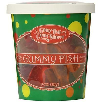 Pepper Creek Farms 195B Gummy Fish Pack of 12