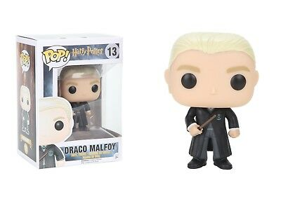 Funko Pop Harry Potter: Draco Malfoy Vinyl Action Figure 13 Collectible Toy 6569