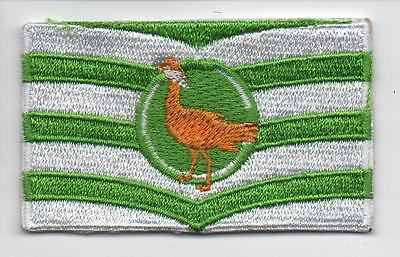 Embroidered WILTSHIRE County Flag Iron on Sew on Patch Badge HIGH QUALITY