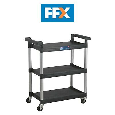 Sealey CX308 3-Level Workshop Trolley