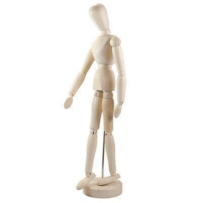 JAS : Wooden Manikin 12In