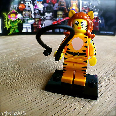LEGO 71010 MONSTERS TIGER WOMAN #9 Series 14 SEALED Minifigures minifig CAT LADY