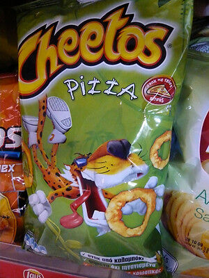 Lays Cheetos Pizza Snacks 6 packs x 36g