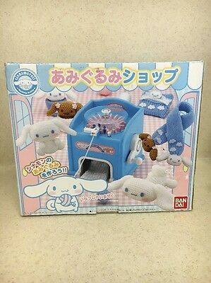 Rare 2004 Bandai Sanrio Cinnamoroll Making Hobby Knitting Kit Sold Only In Japan
