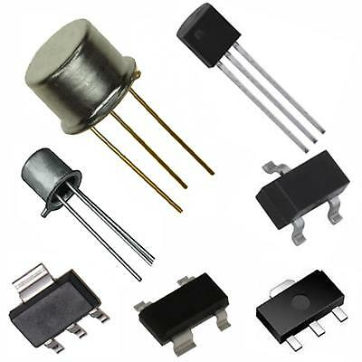 Variation of BC Prefix Small Signal Transistors General/Switching/Amplifier