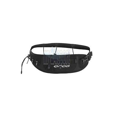 Orca Race Belt with Zip Pocket Black Neu TRIATHLONLADEN
