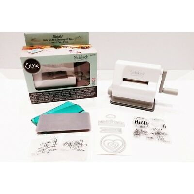 Sizzix  fustellatrice  Embossing machine starter kit big shot SIDEKICK 661770