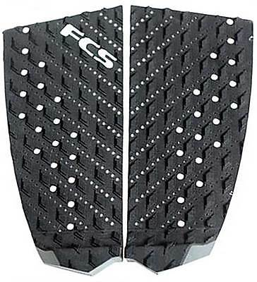 FCS T-2 Traction Pad - Black / Charcoal - New
