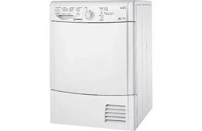Indesit IDCL85BH 8kg Vented Tumble Dryer - White - Free Standing