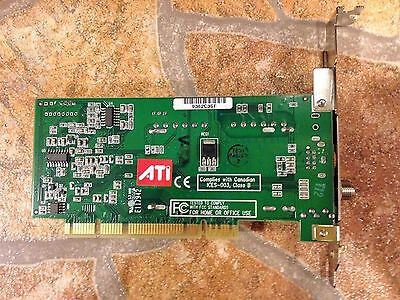 ATI TV WONDER PRO PCI DRIVER DOWNLOAD (2019)