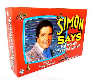 Simon Says!-The World's Funniest Game-1986-Simon Townsend's Wonder World!