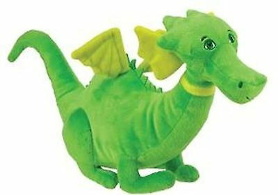 Puff the Magic Dragon 10 inch Safe Embroidered Plush by Kids Preferred KP62106