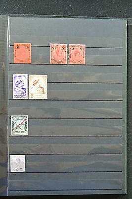 Lot 25441 Collection stamps of British commonwealth.