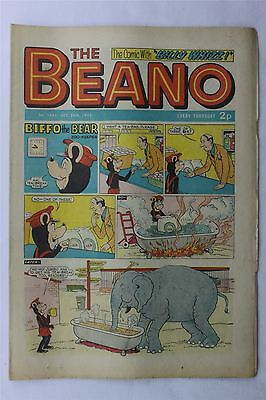 The Beano #1631 October 20th 1973 Vintage Comic Dennis The Menace