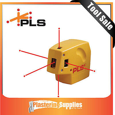 PLS5 Plumb and Square Point to Point  Laser PLS 2 Yr Warranty Plasteringsupplies