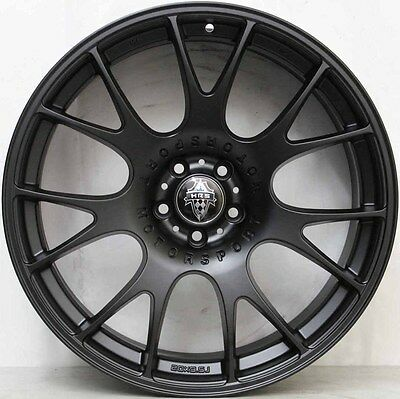 20 inch Aftermarket BBS CH STYLE ALLOY WHEELS TO SUIT LARGE BRAKES COMMODORE