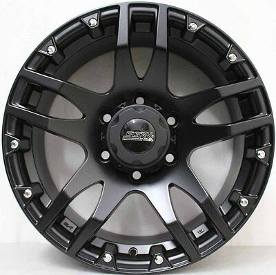 17 inch SSW CLIFF 4WD Wheels WITH VENTICK  M/T TYRES FIT HILUX,RANGER &COLARADO