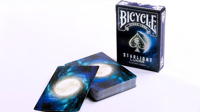 Bicycle Starlight Lunar Playing Cards by Collectable Playing Cards