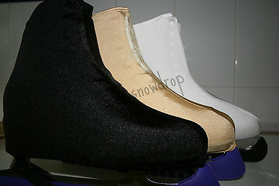 ICE SKATING BOOT COVERS/ ROLLER SKATE small SIZE lycra