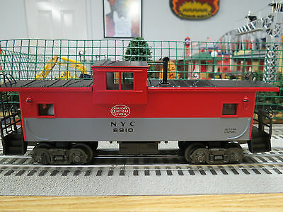 Lionel Trains New York Central Extended  Vision Caboose  , 6-6910 , Nice C-9