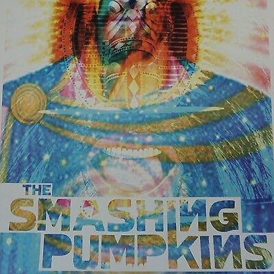 The Smashing Pumpkins - 2011 Chicago poster The Riviera Theatre