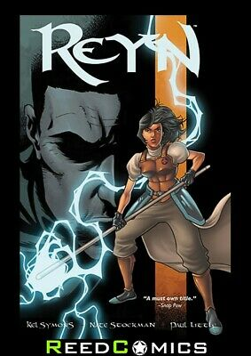 REYN VOLUME 2 GRAPHIC NOVEL New Paperback Collects Issues #6-10