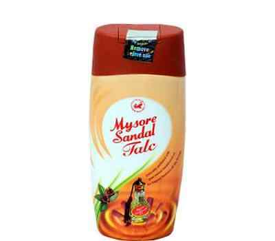 Mysore Sandalwood Talcum Powder 50g or 100g