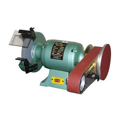 Abbott & Ashby 8 Inch #362 Bench Grinder with Multi Tool (PO362PLUS8)
