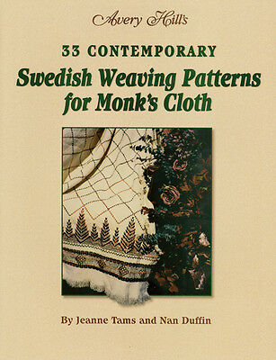 Avery Hill-SWEDISH WEAVING PATTERNS FOR MONKS CLOTH