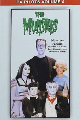 Tv Pilots Volume 4: The Munsters New Region 1 Dvd