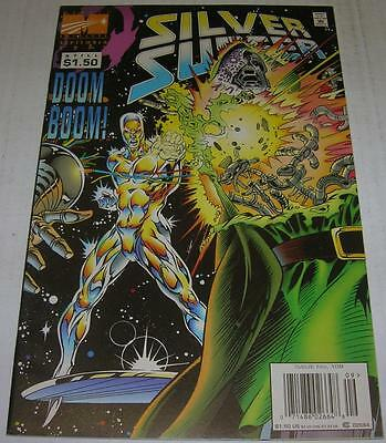 SILVER SURFER (Vol 3) #108 NEWSSTAND COPY (Marvel 1995) DR DOOM & GALACTUS (VF-)
