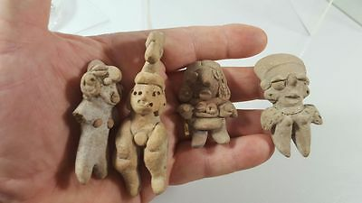 Minerva Gallery - Pre-columbian Group of Figures