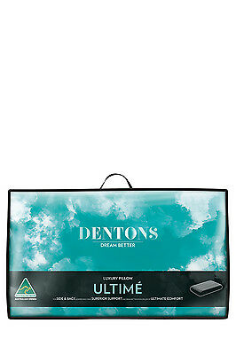 NEW Dentons Ultime Co-moulded Foam Pillow