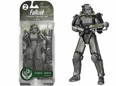 Legacy Collection: Fallout Power Armor - Action Figure Bethesda Funko #2 New
