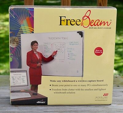 NIP Interlink Wireless Free Beam Whiteboard Pod VP6350