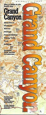 Grand Canyon Map & Guide, Published w/ Grand Canyon Association