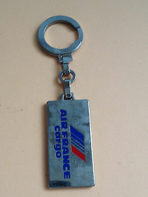 Air France Cargo Lineas Aereas Airlines Llavero Key Ring Keychain Porte Cles 167